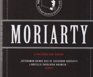 Anthony Horowitz: Moriarty
