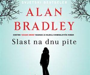 Alan Bradley: Slast na dnu pite
