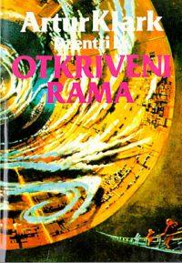 Otkriveni Rama - Artur Klark & Gentry Lee